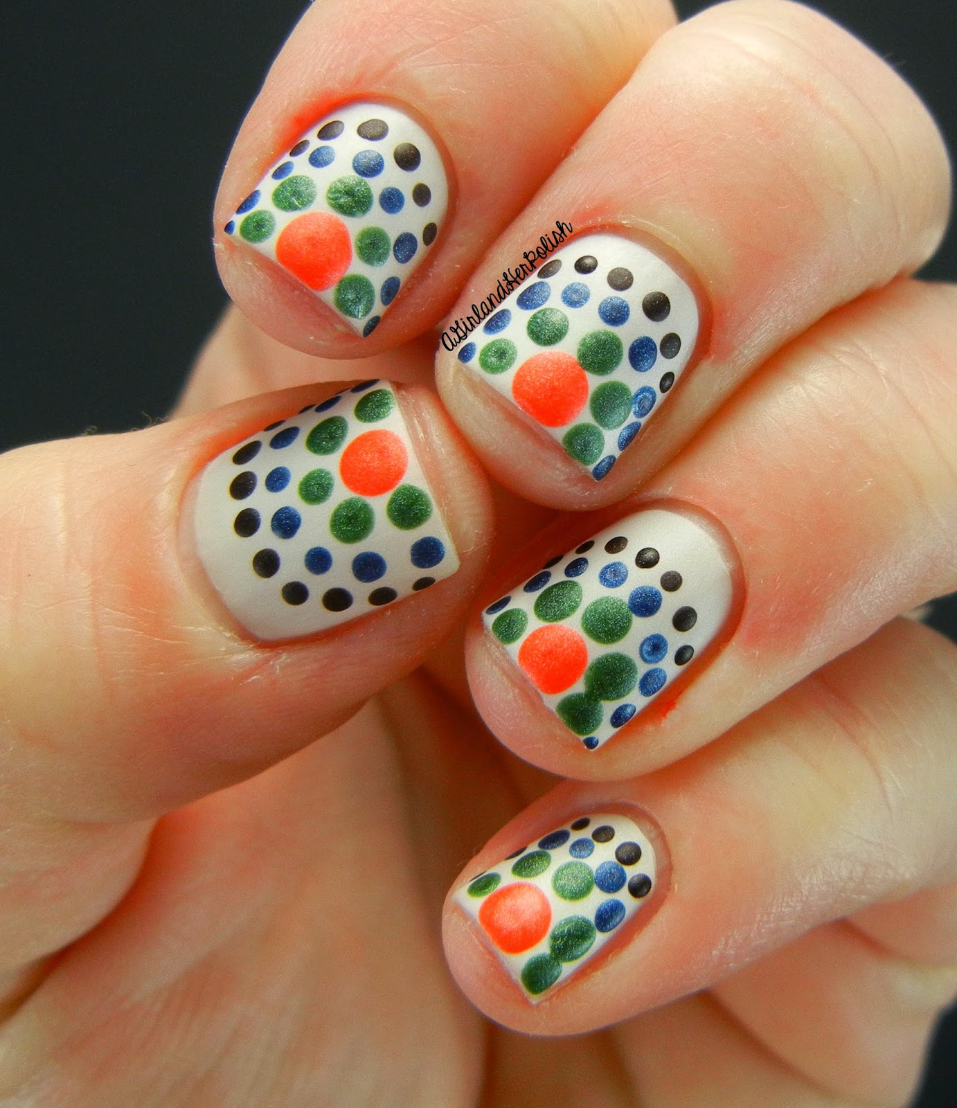 A Girl and Her Polish: The Nail Challenge Collaborative Presents ...