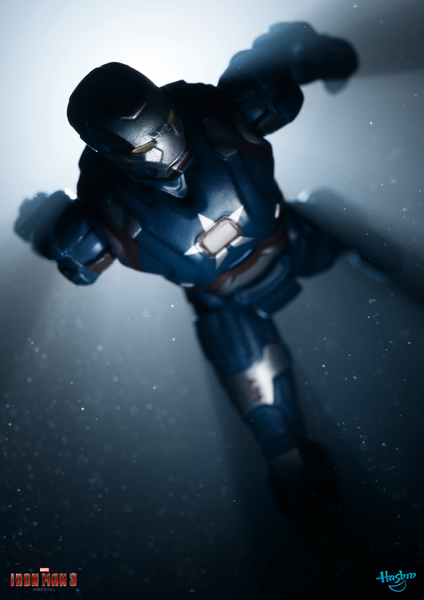 Muñecos Hasbro de Iron Man 3