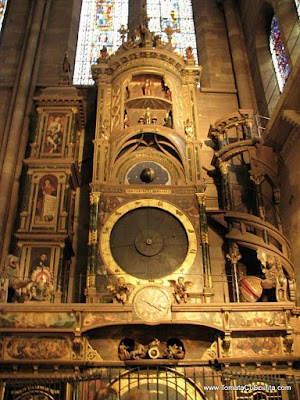 orologiul astrometric