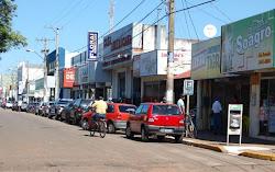 CENTRO COMERCIAL DE NOVA ANDRADINA MS