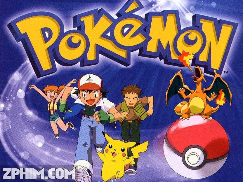 Ảnh trong phim Bảo Bối Thần Kỳ 1 - Pokemon Season 1 1