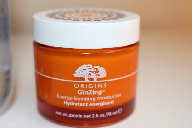 origins ginzing energy boosting moisturiser