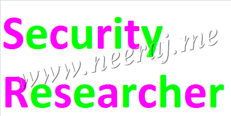 Become Computer Security Researcher