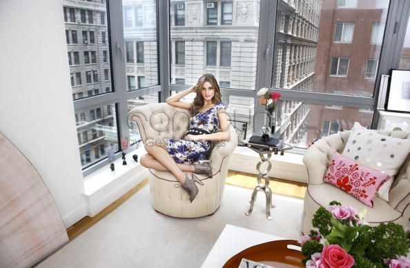 Sneaking into 'the big P's' apartment: you, me, Olivia Palermo and ...