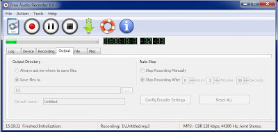FREE AUDIO RECORDER IN ITALIANO GRATIS PER WINDOWS 7