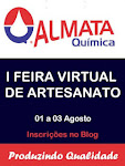 PARTICIPEM! 1ª Feira virtual...Que legal!