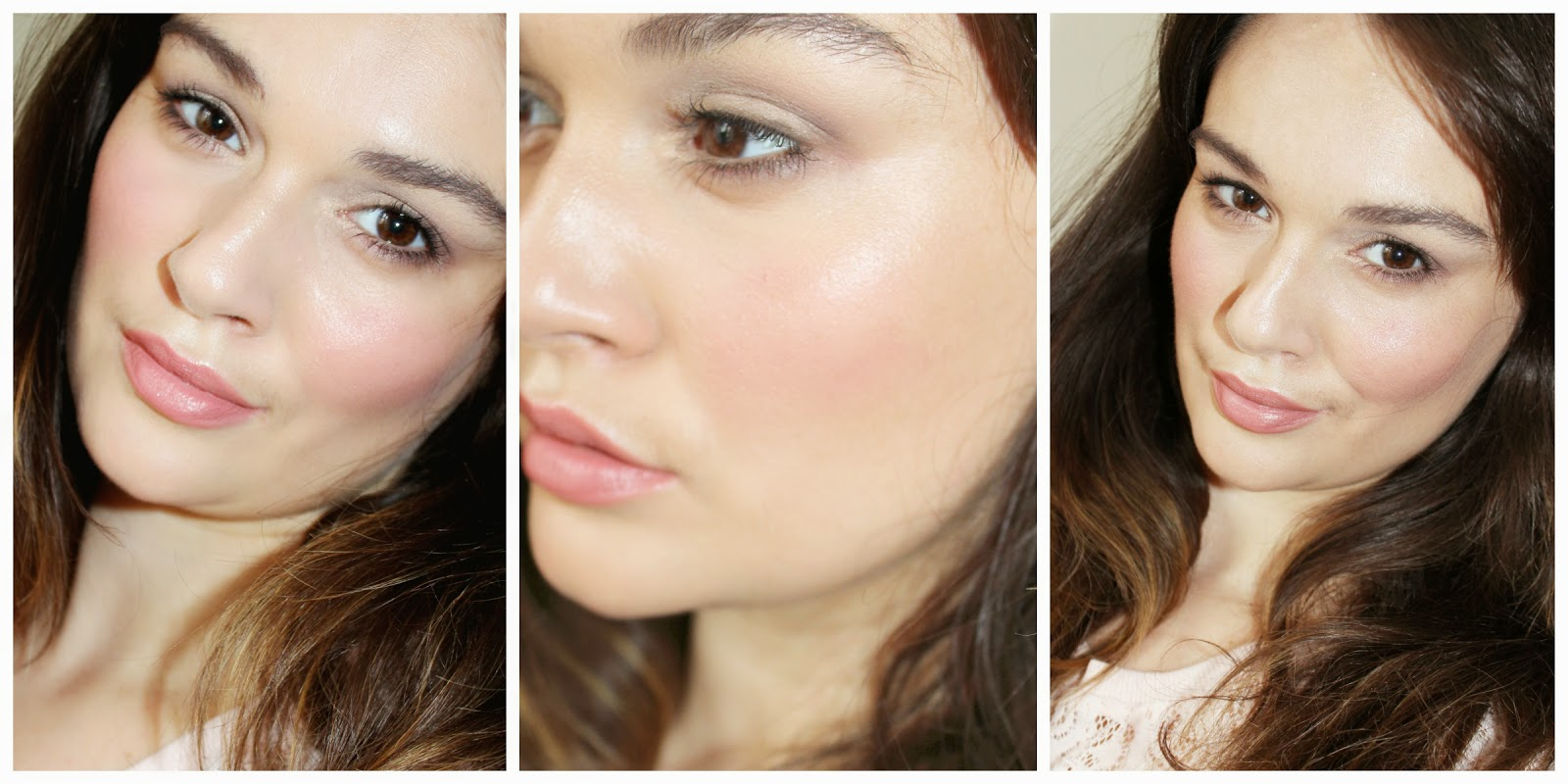Naturally bright make up look for the autumn and winter season 2013