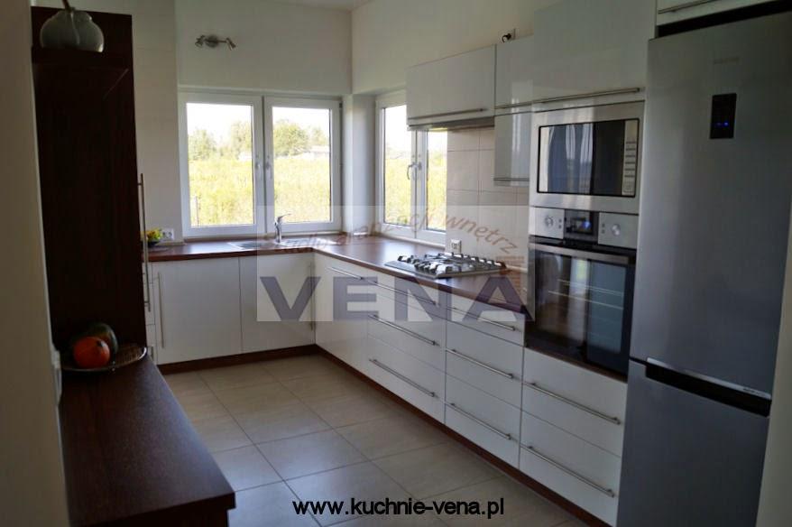 Meble kuchenne Lublin - styl nowoczesny