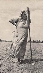 .....a farmer's wife.......