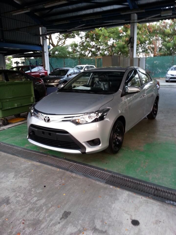 guess a major makeover needed for this new version Vios like bodykit