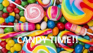 Candy bij Ela!