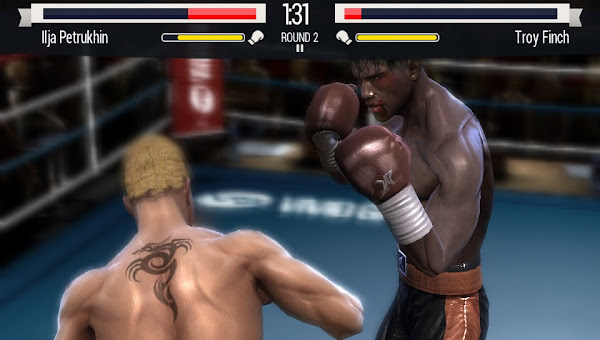 Real Boxing Screen 1