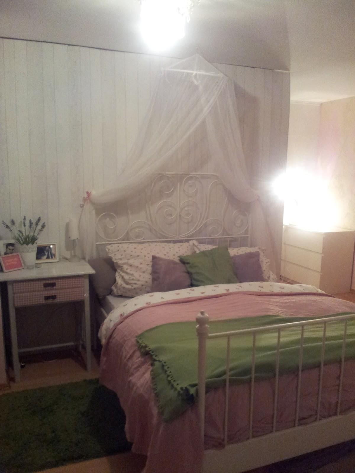 LeoLilie: Pimp my Schlafzimmer ;)