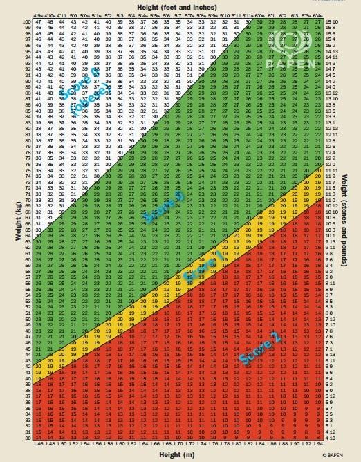 ENFERMERÍA - NURSING: IMBALANCED NUTRITION (CARE PLAN) AND ... Z Score Table Percentile