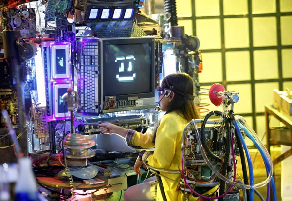 Patrulha Salvadora 2014 SBT Episódio 9 - Carmem tenta consertar o Computador Jupiter - lealtudo