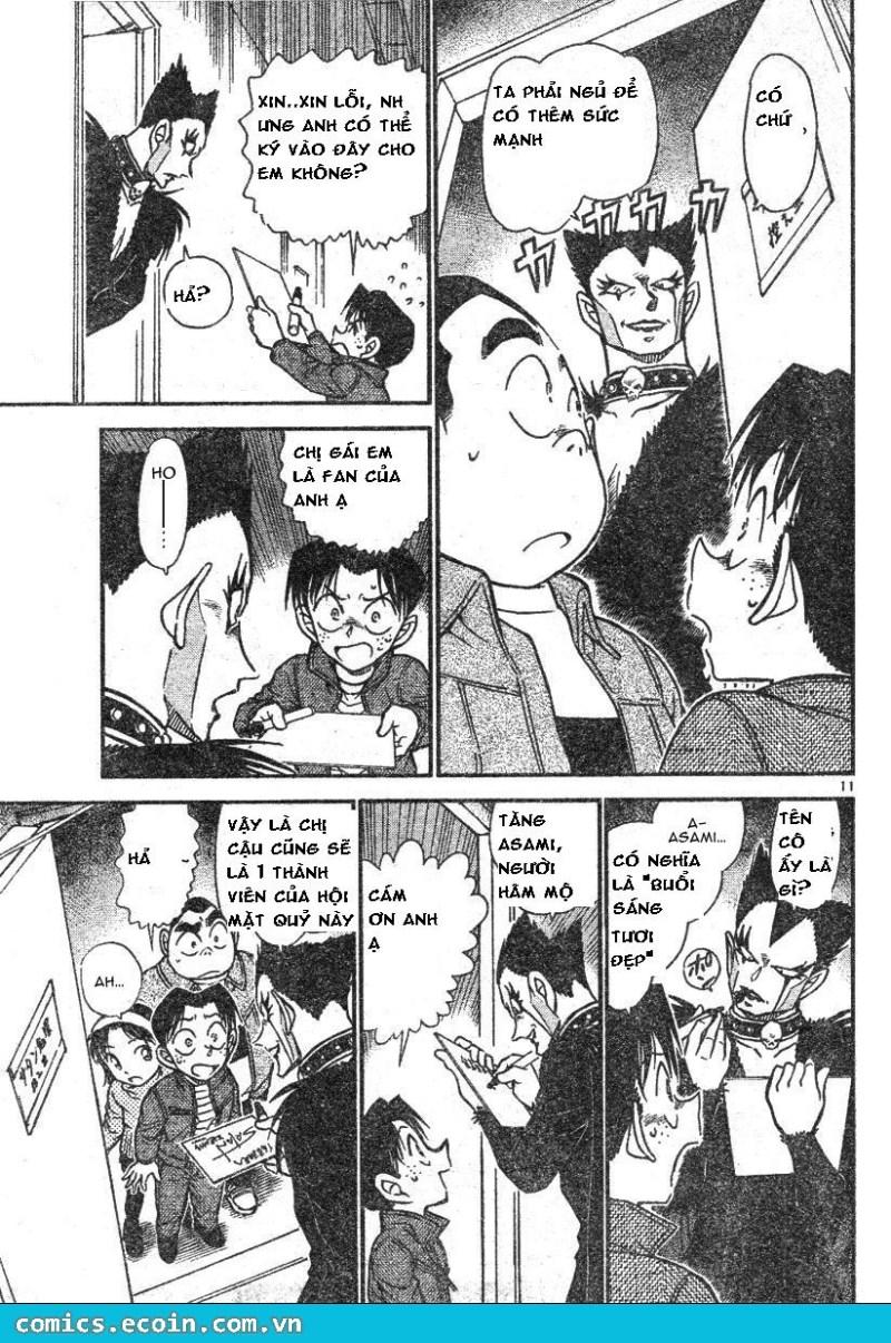 Detective Conan - Thám Tử Lừng Danh Conan chap 591 page 11 - IZTruyenTranh.com