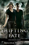 Cover Reveal & Giveaway: Shifting Fate