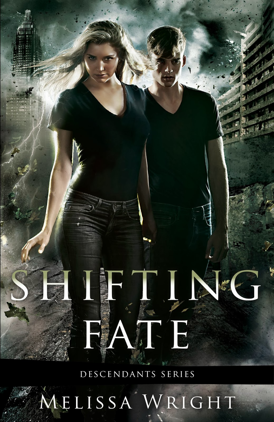 Shifting Fate (Descendants Series, #2)