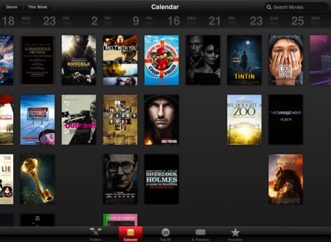 retina display apps for the new ipad 3