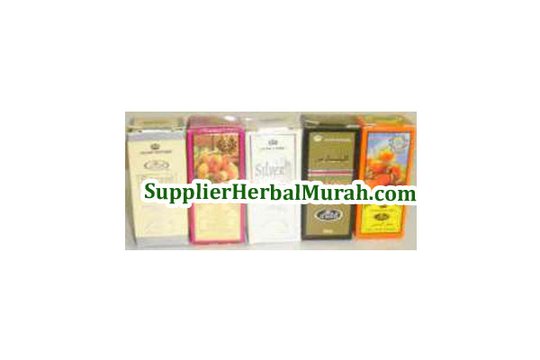 Minyak Wangi Al Rehab Roll On 3 ml (Import Saudi)