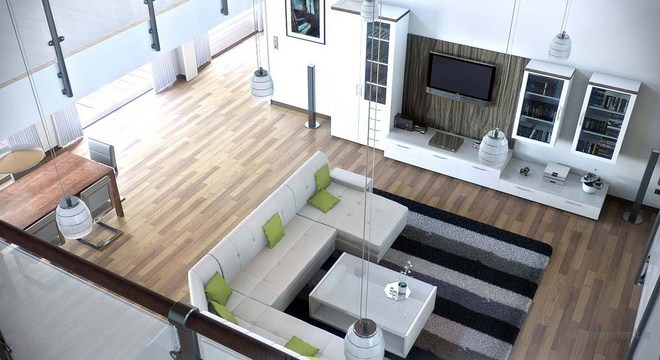 Living Room Arrangements For Small Spaces