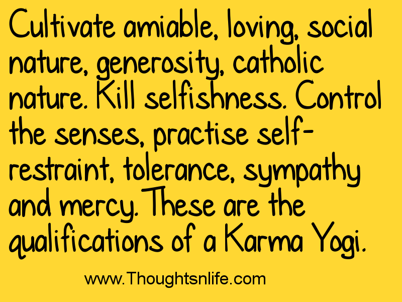 Thoughtsandlife : Cultivate amiable, loving, social nature, generosity, catholic nature.