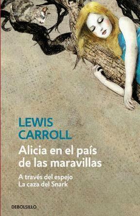 portada-libro-lewis-carroll-alicia-maravillas-espejo-caza-snark