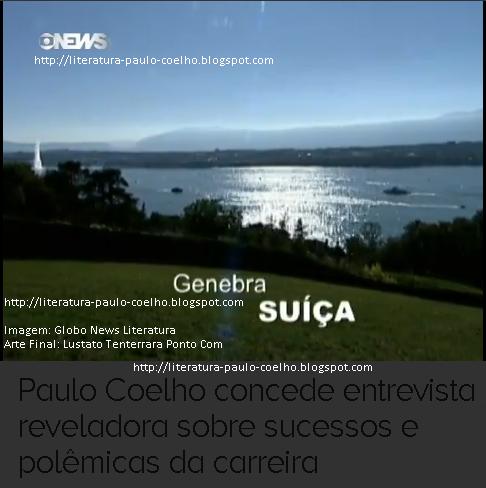 Quadro de Abertura do Programa Globo News Literatura