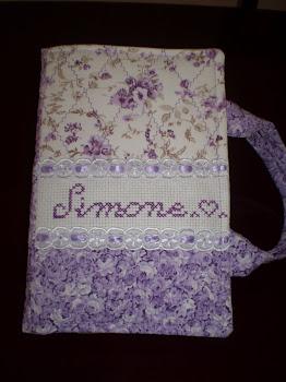 Caderninho para a Simone.