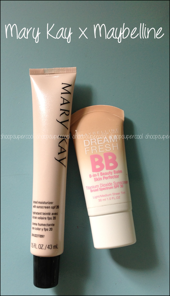 maybelline vs mary kay Love it but can't afford it tags: beauty, skincare, make-up, hair, mirror -vs-mary kay tinted moisturizer with spf -vs-l'or al everpure moisture shampoo (about $8) peter thomas roth unwrinkle conceal & brighten (about $35)-vs-maybelline instant age rewind double face perfector (about.