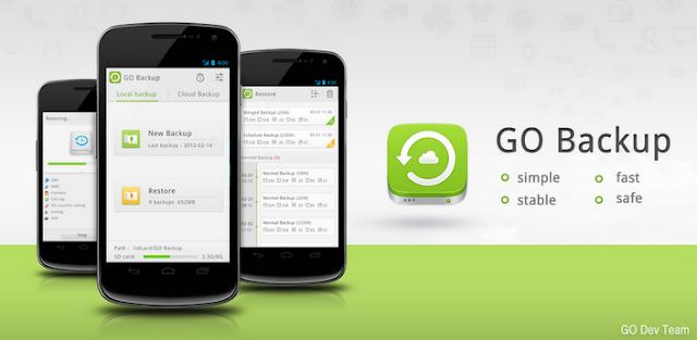 GO Backup Pro (Premium) v2.4 Apk App