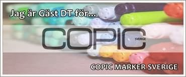 GDT Copic Marker Sweden!!!