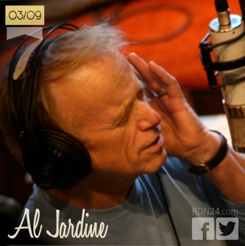 3 de septiembre | Al Jardine - @ALANJARDINE | Info + vídeos