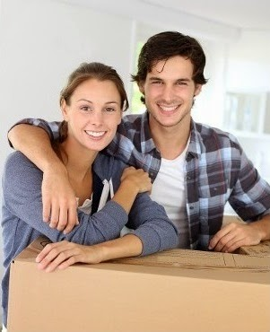 Couple Moving - Residential Moving Gaithersburg MD