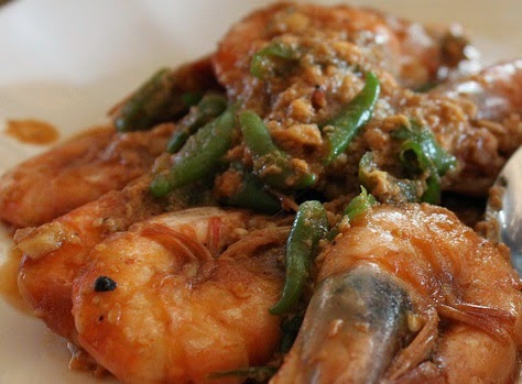 Matamis na Pasayan Recipe or Sweetened Shrimp Recipe
