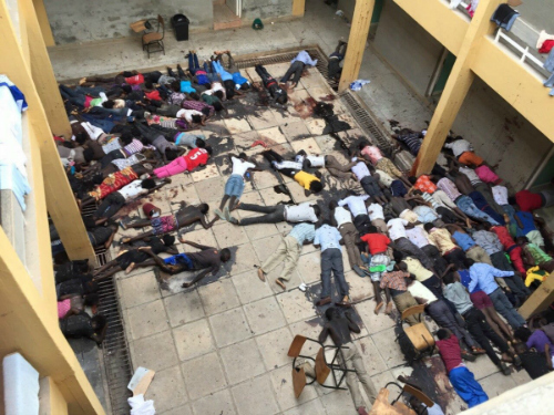 The History Behind ISIS. Their Latest Shocking Terrorist Attacks Around The World. - Massacre at a Kenyan university, April 2, 2015