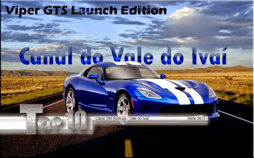 VIPER GTS NO BRASIL