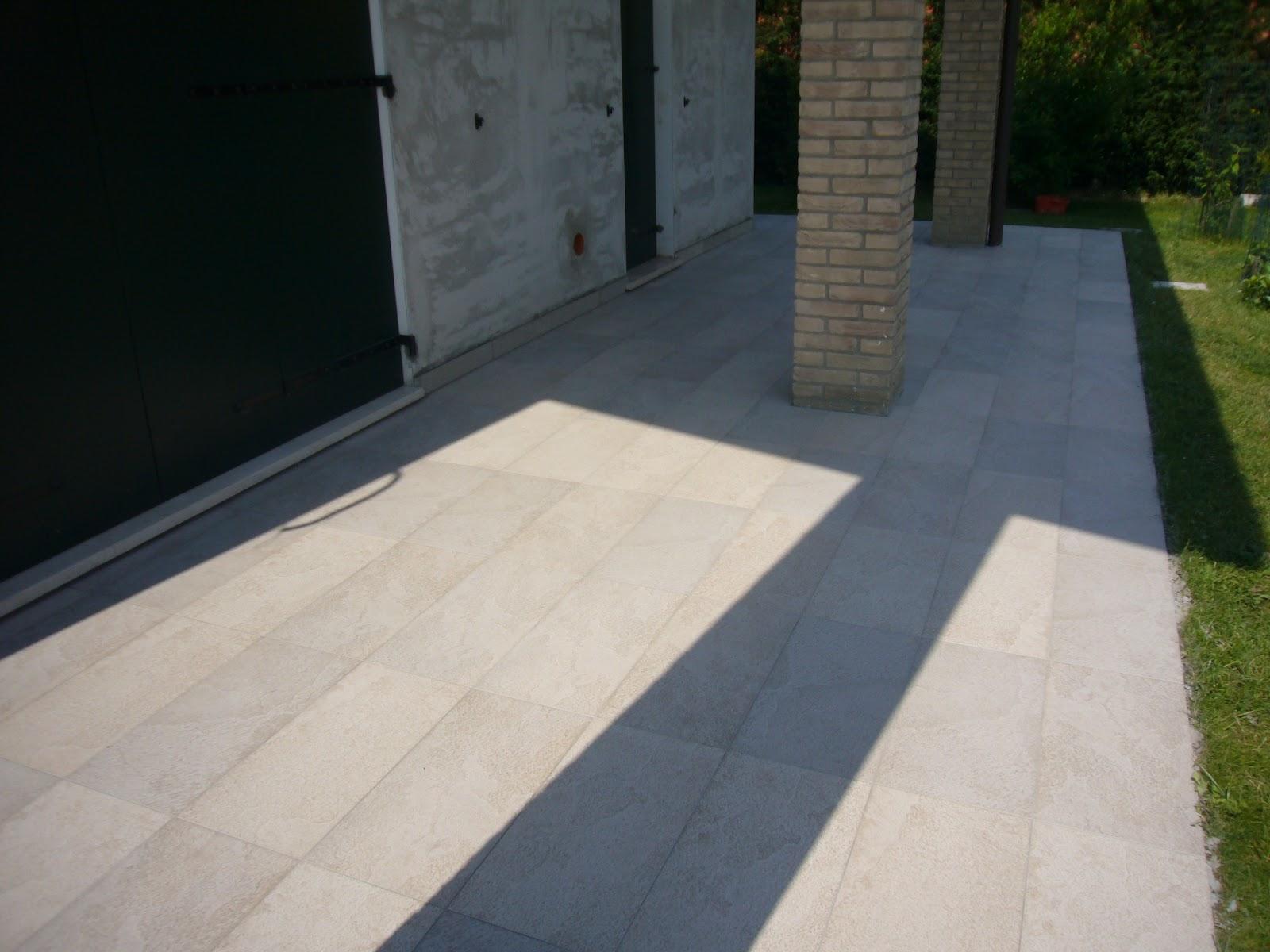 Pavimento esterno gabbatore mattia - Posa piastrelle esterno ...