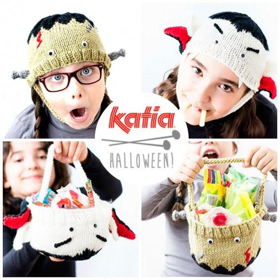 Patrones gratuitos para tejer para Halloween   Gallimelmas e ...