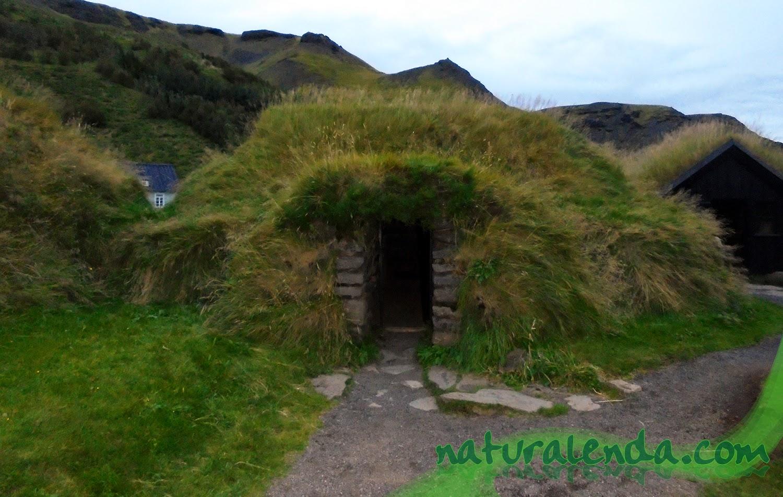 la casa de un hobbit