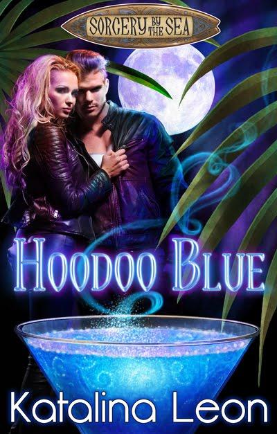 Hoodoo Blue, Sorcery by the Sea, book 1