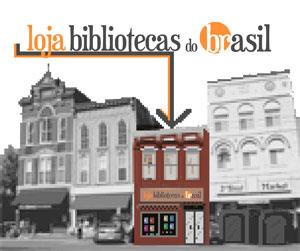 Loja Bibliotecas do Brasil
