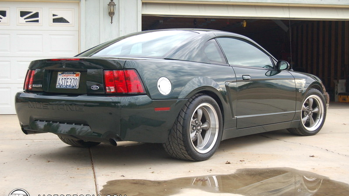 Fastest Ford Mustangs Part 4 2001 Mustang Bullitt