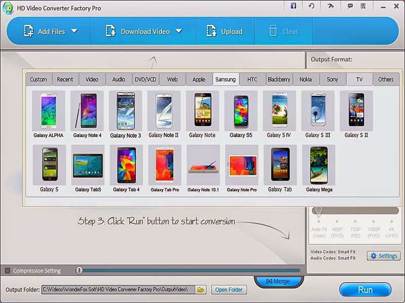HD Video Converter Factory Pro 8.6 Portable
