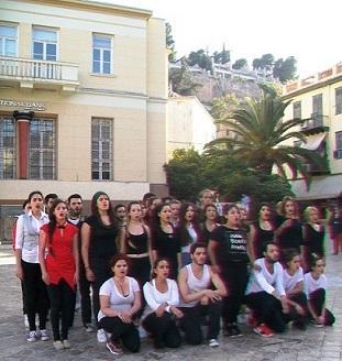 Γιορτινές εικόνες και εκδηλώσεις στο όμορφο και ιστορικό Ναύπλιο!