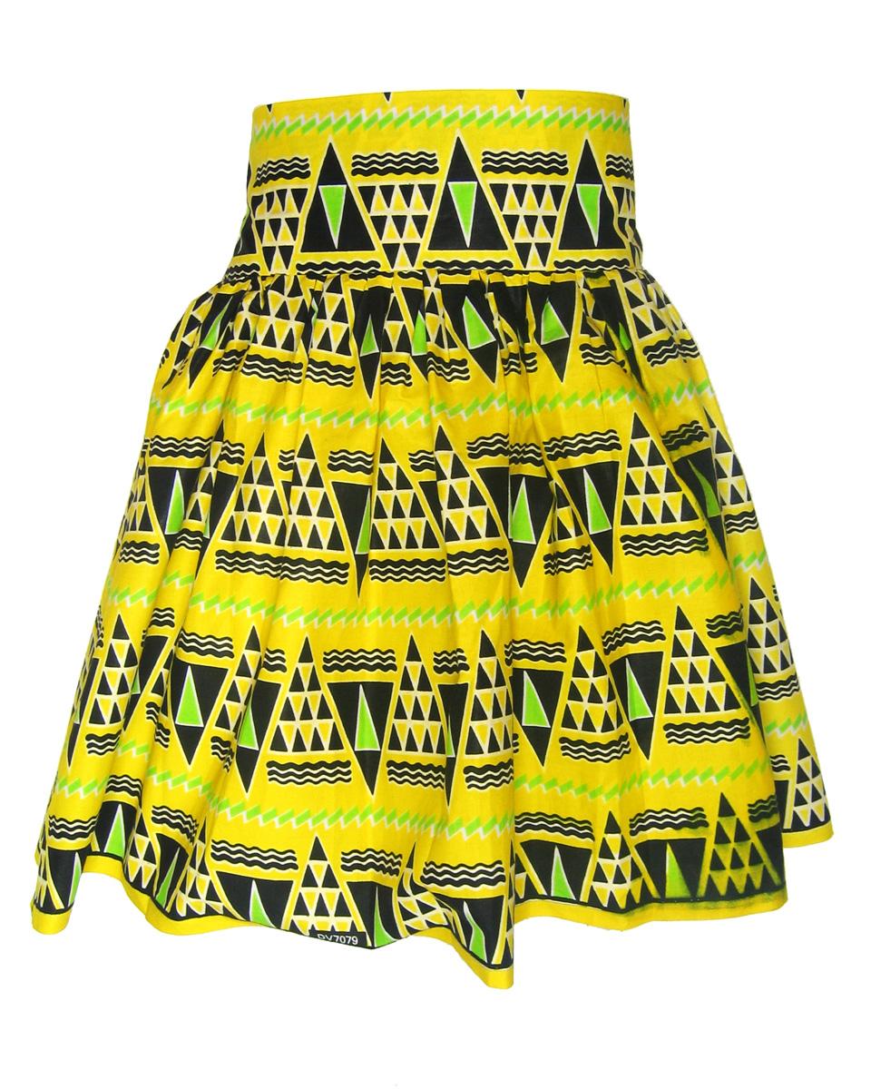 kiafrikazaidi clothing line african print skirts designs