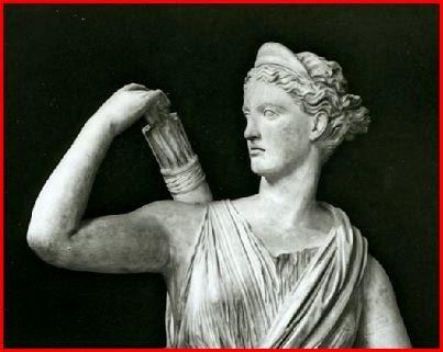 Artemisa, diosa Artemisa, diosa de los partos, diosa del bosque, diosa de las montañas, Atalanta, fecundación masculina, melisai, diosa de la luna, diosa de la noche, castidad, Esparta, Lacedemonios, espartanos, Apolo, diosa de los animales, diosa de la caza, más allá de Pangea, historia antigua, mitología, entrenamiento jóvenes, diosa del deporte