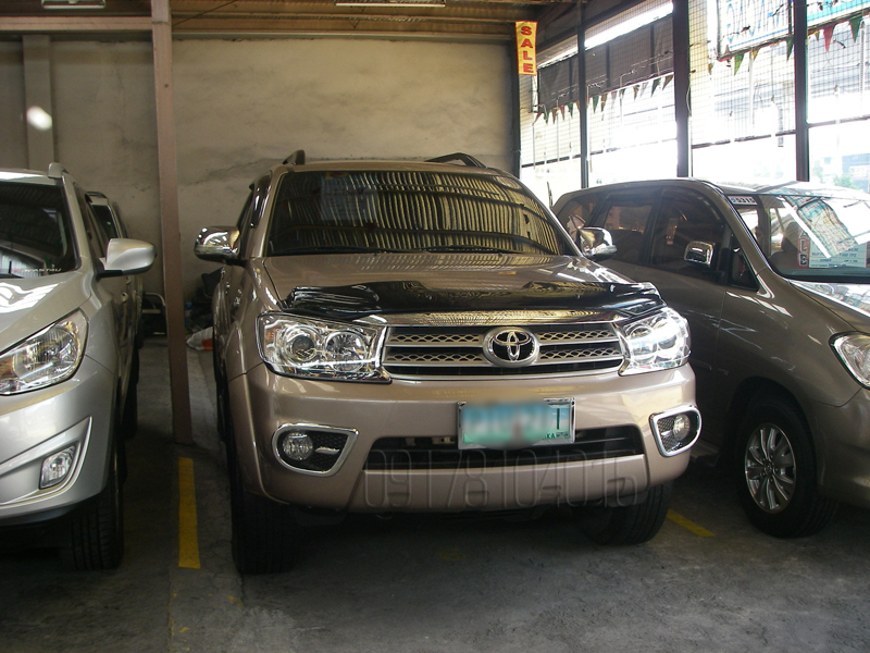 2011 Toyota Fortuner Diesel with CASA Warranty