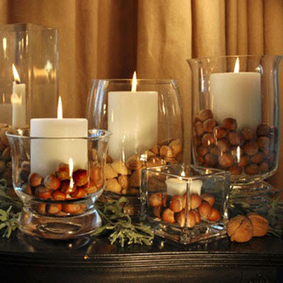 Fall Wedding Reception Decorating Ideas