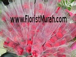 Jual Bunga Mawar Satuan Murah